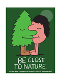 Jeremyville: Be Close To Nature Art by  Jeremyville