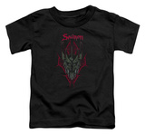 Toddler: The Hobbit: The Battle of the Five Armies - Evil's Helm T-shirts
