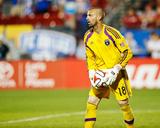 May 31, 2014 - MLS: San Jose Earthquakes vs FC Dallas - Jon Busch Photo by Kevin Jairaj