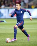 Oct 22, 2014 - MLS: Chivas USA vs Real Salt Lake - Leandro Barrera Photo by Russell Isabella