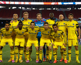 2014 MLS Playoffs: Nov 9, Columbus Crew vs New England Revolution Photo af Winslow Townson