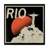 Rio Prints by  Junk Food