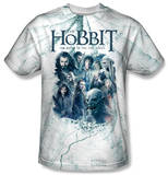 The Hobbit: The Battle of the Five Armies - Ready For Battle Shirts