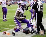 Xavier Rhodes 2014 Action Photo