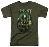 The Hobbit: The Battle of the Five Armies - Thorin And Company T-Shirt