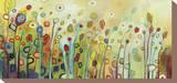 Indeni, Within Lærredstryk på blindramme af Jennifer Lommers