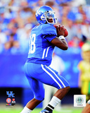Randall Cobb University of Kentucky Wildcats 2008 Action Photo
