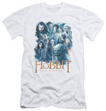 The Hobbit: The Battle of the Five Armies - Main Characters (slim fit) Shirts