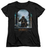 Womans: The Hobbit: The Battle of the Five Armies - Bilbo Poster Shirts
