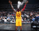 Cleveland Cavaliers v Brooklyn Nets Photographie par Nathaniel S. Butler