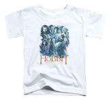 Toddler: The Hobbit: The Battle of the Five Armies - Main Characters Shirts