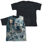Youth: The Hobbit: The Battle of the Five Armies - Epic Poster(black back) Shirt