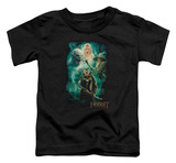 Toddler: The Hobbit: The Battle of the Five Armies - Elrond's Crew T-Shirt