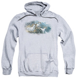 Hoodie: Wildlife - High Trails Dall Sheep Pullover Hoodie