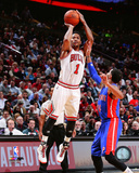 Derrick Rose 2014-15 Action Photo