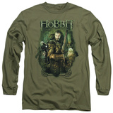 Long Sleeve: The Hobbit: The Battle of the Five Armies - Thorin And Company T-shirts