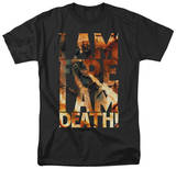 The Hobbit: The Battle of the Five Armies - I Am Fire Shirt