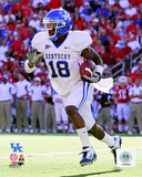 Randall Cobb University of Kentucky Wildcats 2010 Action Photo