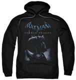 Hoodie: Batman Arkham Origins - Perched Cat Pullover Hoodie