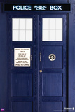 Doctor Who - Eleventh Doctor Tardis Posters