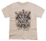 Youth: The Hobbit: The Battle of the Five Armies - Battle Of Armies T-shirts