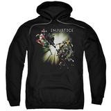 Hoodie: Injustice Gods Among Us - Good Vs Evil Pullover Hoodie