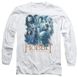 Long Sleeve: The Hobbit: The Battle of the Five Armies - Main Characters Shirts
