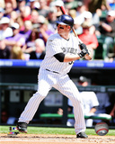 Justin Morneau 2014 Action Photo
