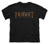 Youth: The Hobbit: The Battle of the Five Armies - Logo T-shirts