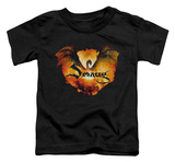 Toddler: The Hobbit: The Battle of the Five Armies - Reign In Flame Shirts