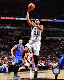 Tim Duncan 2014-15 Action Photo