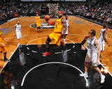 Cleveland Cavaliers v Brooklyn Nets Photo af Jesse D. Garrabrant