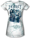 Juniors: The Hobbit: The Battle of the Five Armies - Ready For Battle Shirt
