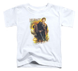 Toddler: The Hobbit: The Battle of the Five Armies - Bilbo T-shirts