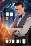 Doctor Who - Matt Smith Eleventh Doctor Poster