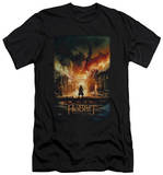 The Hobbit: The Battle of the Five Armies - Smaug Poster (slim fit) T-Shirt
