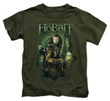 Juvenile: The Hobbit: The Battle of the Five Armies - Thorin And Company T-shirts