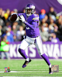 Teddy Bridgewater 2014 Action Photo