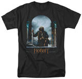 The Hobbit: The Battle of the Five Armies - Bilbo Poster T-Shirt