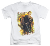 Youth: The Hobbit: The Battle of the Five Armies - Bilbo T-Shirt