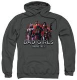 Hoodie: Injustice Gods Among Us - Bad Girls Pullover Hoodie