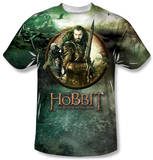 Youth: The Hobbit: The Battle of the Five Armies - Dwarves Vs Azog T-shirts