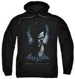 Hoodie: Batman Arkham Origins - Joker Pullover Hoodie