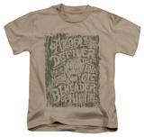 Juvenile: The Hobbit: The Battle of the Five Armies - Azog T-shirts