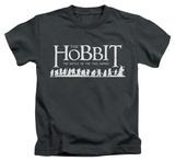 Juvenile: The Hobbit: The Battle of the Five Armies - Walking Logo Shirt