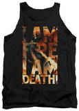 Tank Top: The Hobbit: The Battle of the Five Armies - I Am Fire Tank Top