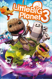 Little Big Planet 3 - Cover Prints