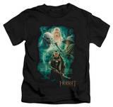 Juvenile: The Hobbit: The Battle of the Five Armies - Elrond's Crew Shirts