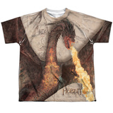 Youth: The Hobbit: The Battle of the Five Armies - Smaug Attack T-shirts