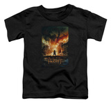 Toddler: The Hobbit: The Battle of the Five Armies - Smaug Poster T-Shirt